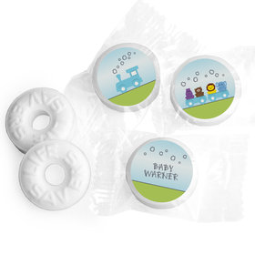 Baby Express Personalized Baby Shower LIFE SAVERS Mints Assembled