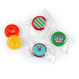 Ahoy Personalized Baby Shower LifeSavers 5 Flavor Hard Candy Assembled