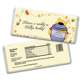 What's Inside? Personalized Candy Bar - Wrapper Only