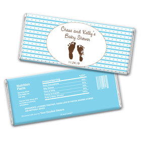 Sweet Impression Personalized Candy Bar - Wrapper Only