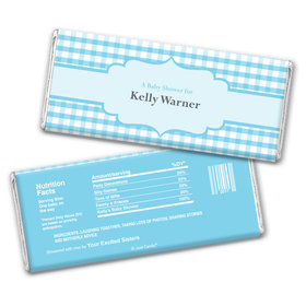 Cradle Me Personalized Candy Bar - Wrapper Only