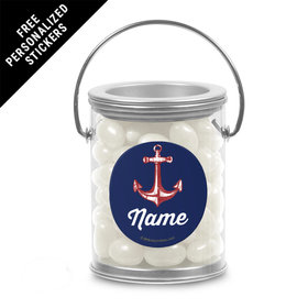Nautical Personalized Paint Cans (25 Pack)
