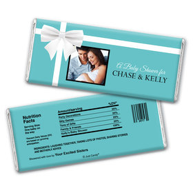 All Wrapped Up Personalized Candy Bar - Wrapper Only