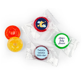 Dreams Personalized Baby Shower LifeSavers 5 Flavor Hard Candy Assembled