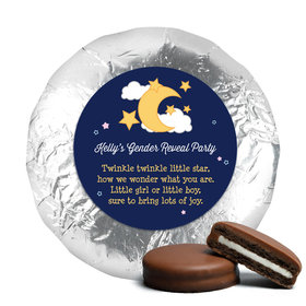 Cute Carriage Milk Chocolate Covered Oreo Cookies Assembled (24 Pack)