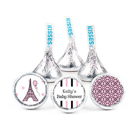 Chic Baby Baby Shower HERSHEY'S KISSES Candy Assembled