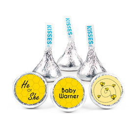 Baby Bee Baby Shower HERSHEY'S KISSES Candy Assembled
