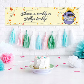 Personalized What's Inside? Baby Shower 5 Ft. Banner
