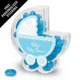 Personalized Canopy Baby Carriage (12 Pack)