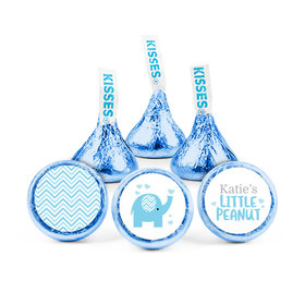 Personalized Baby Shower Little Peanut Hershey's Kisses (50 pack)