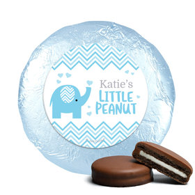 Personalized Little Peanut Baby Shower Milk Chocolate Covered Oreos