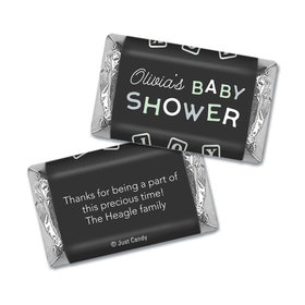 Here Comes the Tiny Joy Personalized Miniature Wrappers