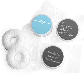 Personalized Baby Shower Greatest Gift Life Savers Mints