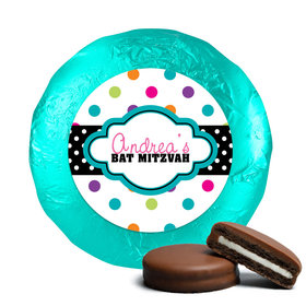 Bat Mitzvah Chocolate Covered Oreos Polka Dot Candy Shoppe