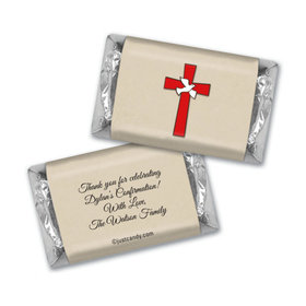 Divine Day Personalized Miniature Wrappers