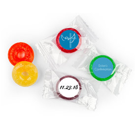 Wondrous Occasion Personalized Confirmation LifeSavers 5 Flavor Hard Candy Assembled