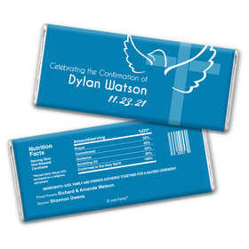 Wondrous Occasion Personalized Candy Bar - Wrapper Only