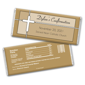Rite Window Personalized Candy Bar - Wrapper Only