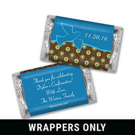 Fly Away Personalized Miniature Wrappers