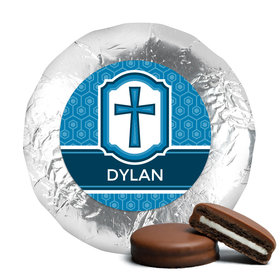 Communion Confirmation Favors Belgian Chocolate Covered Oreo Assembled (24 Pack)