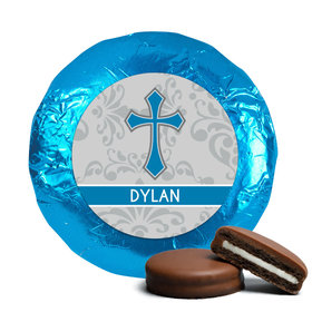 Remember Confirmation Favors Belgian Chocolate Covered Oreo Assembled