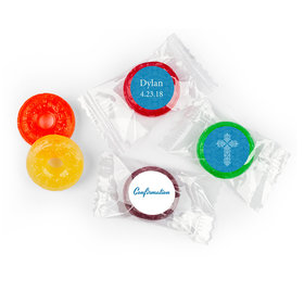 Beautiful Confirmation Personalized LifeSavers 5 Flavor Hard Candy Assembled