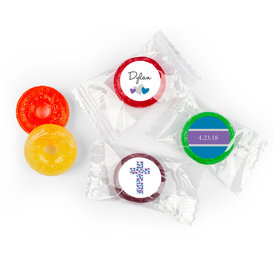 Sweet Confirmation Personalized LifeSavers 5 Flavor Hard Candy Assembled