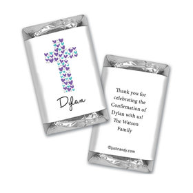 Sweet Sacrament Confirmation Personalized Miniature Wrappers