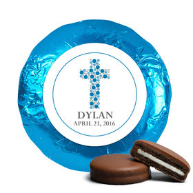 Stepping Stones Confirmation Favors Milk Chocolate Covered Oreo Assembled (24 Pack)