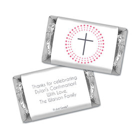 Radiant Cross Confirmation MINIATURES Candy Personalized Assembled