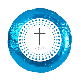 Radiant Cross Confirmation Favors 1.25in Stickers