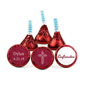 Personalized Girl Confirmation Blessed Hershey's Kisses (50 pack)