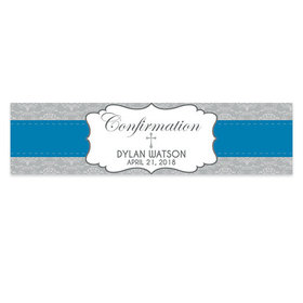 Personalized Confirmation Ribbon Banner
