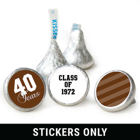 """Homecoming 3/4"""" Sticker (108 Stickers)"""