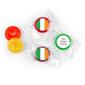 Personalized St. Patrick's Day Gold LifeSavers 5 Flavor Hard Candy (300 Pack)