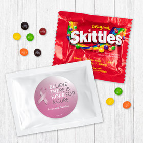 Personalized Breast Cancer Awareness Be the Hope - Skittles
