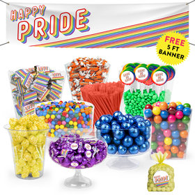 Happy Pride Month - Deluxe Candy Buffet