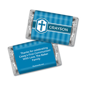 Classic Communion Personalized Miniature Wrappers