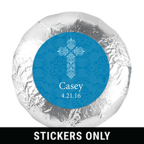 "Blessed 1.25"" Sticker (48 Stickers)"