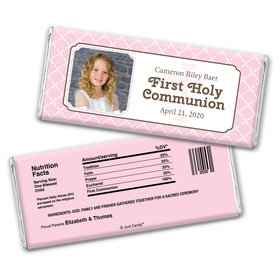 Vision of Peace Personalized Candy Bar - Wrapper Only