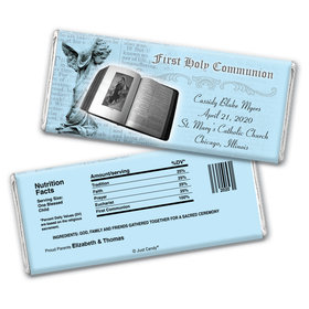 Bread of Life Personalized Candy Bar - Wrapper Only