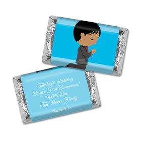Prayer and Communion Personalized Miniature Wrappers