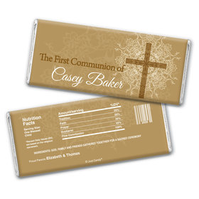 Shining Day Personalized Candy Bar - Wrapper Only