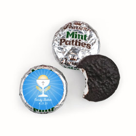 Personalized Communion Chalice Pearson's Mint Patties