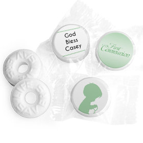 Precious Prayers Personalized First Communion LIFE SAVERS Mints Assembled