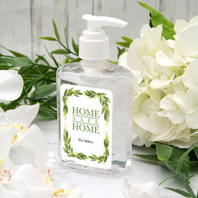 Personalized Hand Sanitizer 8 fl. oz bottle - Botanical Home
