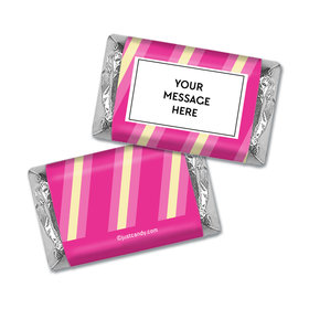 Personalized Adult Birthday Mini Wrappers