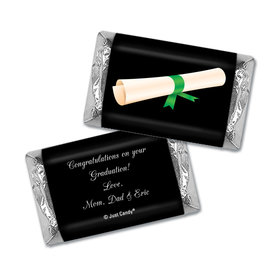 Diploma in the Air MINIATURES Candy Personalized Assembled