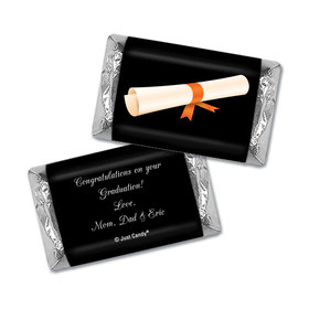 Diploma in the Air Personalized Miniature Wrappers
