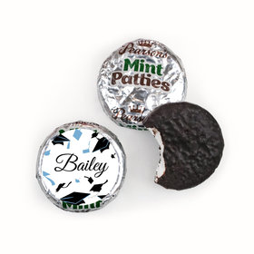 Graduation Personalized Pearson's Mint Patties Tossed Caps